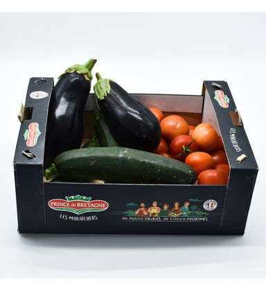 Légumes ratatouille